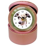 Italian Greyhound ^ Jewelry Case Clock