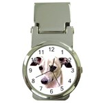 Italian Greyhound ^ Money Clip Watch