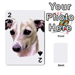 Italian Greyhound ^ Playing Cards 54 Designs