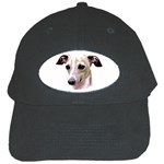 Italian Greyhound ^ Black Cap
