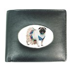 Pug In A Dress ^ Wallet