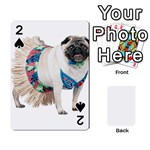 Pug In A Dress ^ Playing Cards 54 Designs