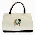 Pug In A Dress ^ Classic Tote Bag (Two Sides)
