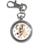Jack Russell Terrier ^ Key Chain Watch