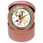 Jack Russell Terrier ^ Jewelry Case Clock