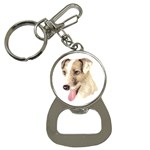 Jack Russell Terrier ^ Bottle Opener Key Chain