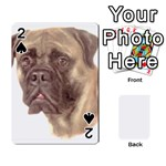 Bull Mastiff ^ Playing Cards 54 Designs