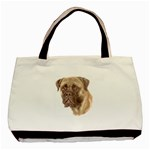 Bull Mastiff ^ Classic Tote Bag (Two Sides)