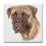 Bull Mastiff ^ Tile Coaster