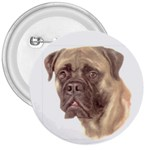 Bull Mastiff ^ 3  Button