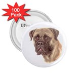 Bull Mastiff ^ 2.25  Button (100 pack)
