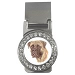 Bull Mastiff ^ Money Clip (CZ)