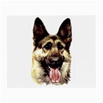 Alsatian ^ Glasses Cloth (Small)