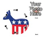 DNC Donkey ^ Playing Cards 54 (Round)