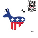 DNC Donkey ^ Playing Cards 54 (Heart)