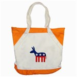 DNC Donkey ^ Accent Tote Bag