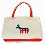 DNC Donkey ^ Classic Tote Bag (Red)