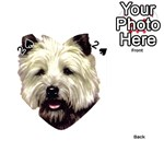Cairn Terrier ^ Playing Cards 54 (Heart)