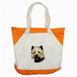 Cairn Terrier ^ Accent Tote Bag