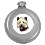 Cairn Terrier ^ Hip Flask (5 oz)