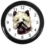 Cairn Terrier ^ Wall Clock
