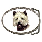 Cairn Terrier ^ Belt Buckle