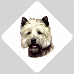 Cairn Terrier ^ Car Window Sign