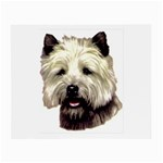 Cairn Terrier ^ Glasses Cloth (Small