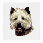 Cairn Terrier ^ Glasses Cloth (Medium