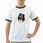 Collie ^ Ringer T-Shirt