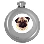 Pug ^ Hip Flask (5 oz)