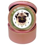 Pug ^ Jewelry Case Clock