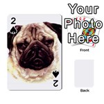 Pug ^ Playing Cards 54 Designs
