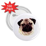 Pug ^ 2.25  Button (100 pack)