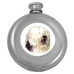 Old English Sheepdog ^ Hip Flask (5 oz)