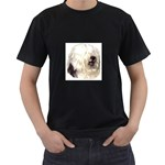 Old English Sheepdog ^ Black T-Shirt