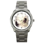 Old English Sheepdog ^ Sport Metal Watch