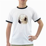 Old English Sheepdog ^ Ringer T-Shirt