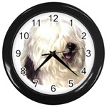 Old English Sheepdog ^ Wall Clock