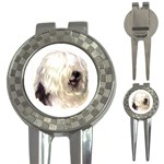 Old English Sheepdog ^ 3-in-1 Golf Divot