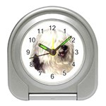 Old English Sheepdog ^ Travel Alarm Clock