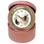 Old English Sheepdog ^ Jewelry Case Clock