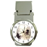 Old English Sheepdog ^ Money Clip Watch