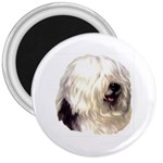 Old English Sheepdog ^ 3  Magnet