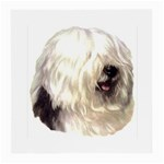Old English Sheepdog ^ Glasses Cloth (Medium