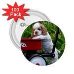 Cocker Spaniel ^ 2.25  Button (100 pack)