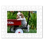 Cocker Spaniel ^ Jigsaw Puzzle (Rectangular)