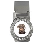Dobermann Pinscher ^ Money Clip (CZ)
