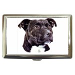 Staffie Black ^ Cigarette Money Case