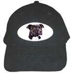 Staffie Black ^ Black Cap